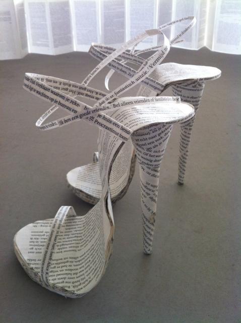 Close-up shoes